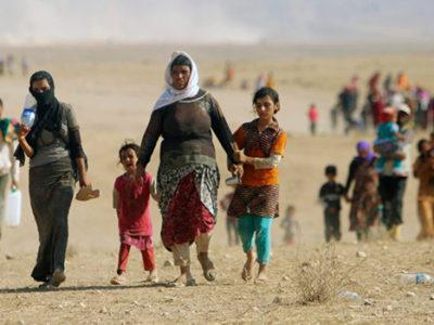 Tensão na Síria faz 800 mil deixarem suas casas