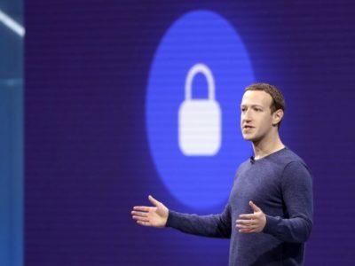 Facebook pagará US$ 550 mi por violação de privacidade