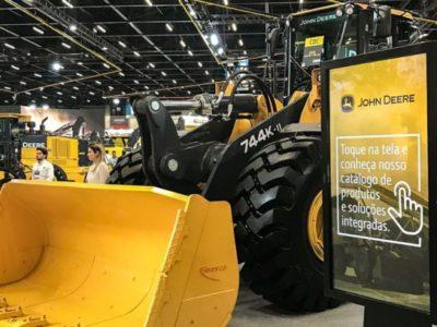 Fabricante de máquinas agrícolas  suspende atividades em seis unidades