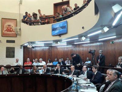 Câmara Municipal de Marília mantém sessões e expediente