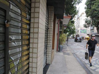 Comércio já começa reabrir as portas no Rio de Janeiro