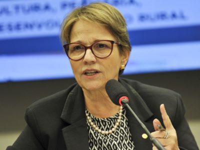 Tereza Cristina diz que MP do Agro  'vira a página do crédito rural'