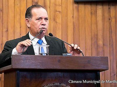 Liderança do prefeito pede vistas e trava votação na Câmara de Marília
