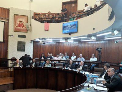Receita total da atual legislatura da Câmara de Marília equivale a R$ 4 mi por vereador