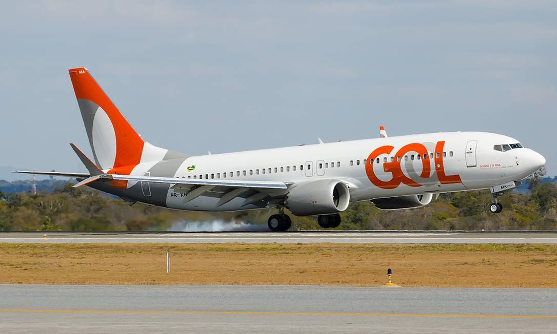 Gol suspende voos internacionais até 30 de junho em razão do coronavírus
