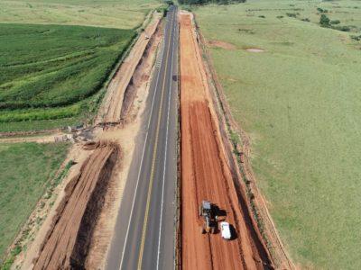 Duplicação segue em execução nas rodovias estaduais da região de Marília