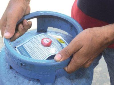 Ipem-SP fiscaliza botijões de gás de cozinha  na zona Sul