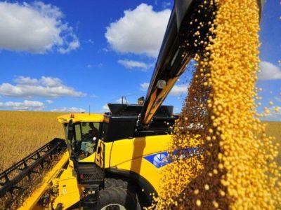 Brasil exporta mais de 11,6 milhões de  toneladas de soja em março