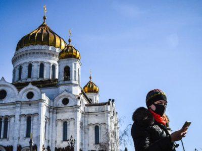 Rússia se aproxima de 70 mil contaminados