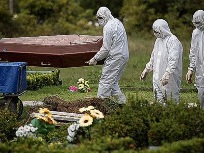 Brasil supera China e chega a 5.017 mortes por coronavírus