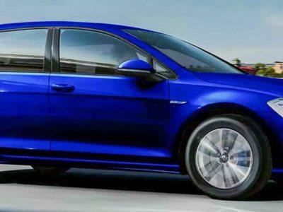 Rumo à eletrificação, Golf GTE é comercializado sob encomenda
