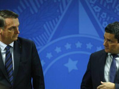 Moro anuncia demissão e acusa Bolsonaro de interferir na PF