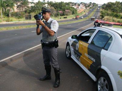 Polícia Militar reforça policiamento  nas estradas durante o feriado