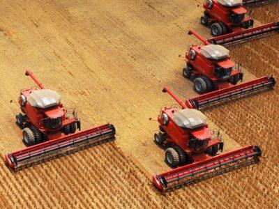 Valor bruto da produção agronegócio  é o maior dos últimos 31 anos
