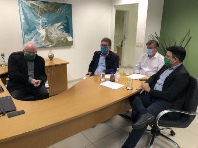 Associação Comercial apresenta plano para flexibilizar a quarentena