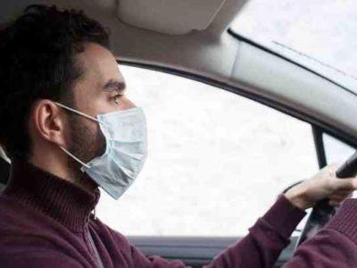 PRF desmente 'fake news'  sobre máscaras no trânsito