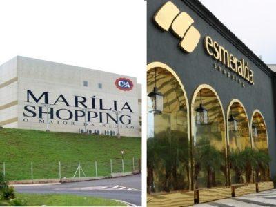 Shoppings da cidade estão abrindo das 13h às 19h com restrições