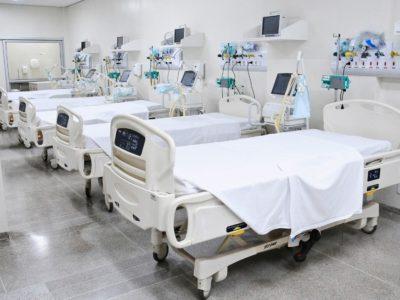 Ministério da Saúde já habilitou  8.575 leitos de UTI para coronavírus
