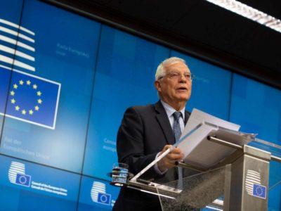 UE nega que haverá formação de aliança anti-China liderada pelos EUA