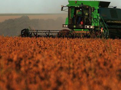 PIB do agronegócio cresce 3,3% no primeiro trimestre de 2020