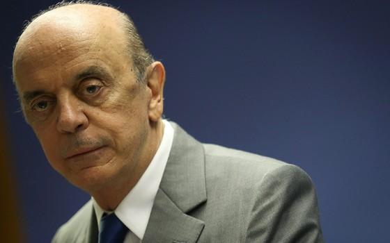 Lava Jato diz que não espreita Serra e pede apoio à PGR para retomar investigação