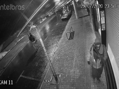 Botucatu vive noite de terror com assaltos a agências bancárias e tiroteios