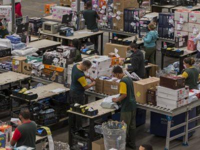 Vendas no comércio varejista crescem 13,9% de abril para maio