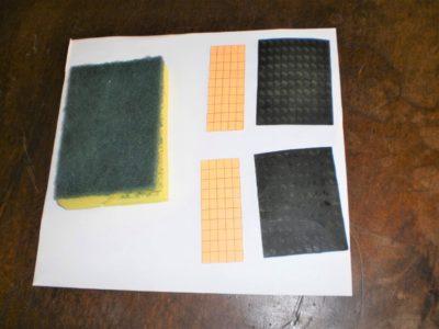 Droga sintética é achada em esponja de lavar louças