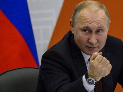 Polêmica reforma de Putin é aprovada com 78% dos votos