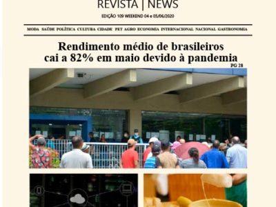D MARÍLIA   NEWS WEEKEND – EDIÇÃO 04 e 05/06/2020 – SÁBADO E DOMINGO