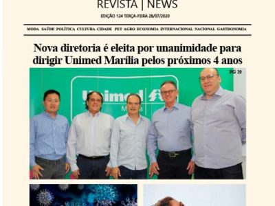 D MARÍLIA REVISTA|NEWS – EDIÇÃO – 28/07/2020 – TERÇA-FEIRA