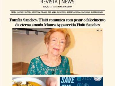 D MARÍLIA REVISTA|NEWS – EDIÇÃO – 31/07/2020 – SEXTA-FEIRA