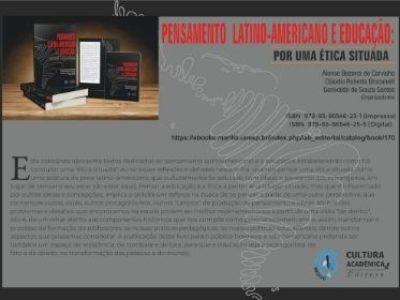 Livro trata de ética e educação na América Latina