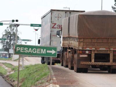 Pesagem de caminhões segue suspensa nas rodovias de Marília e região