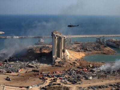 UE mobiliza ajuda emergencial ao Líbano equivalente a 33 milhões de euros