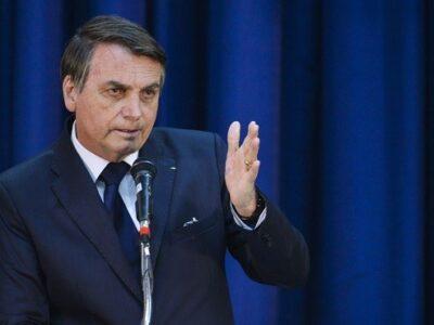 Bolsonaro repete que governo não consegue manter auxílio de R$ 600