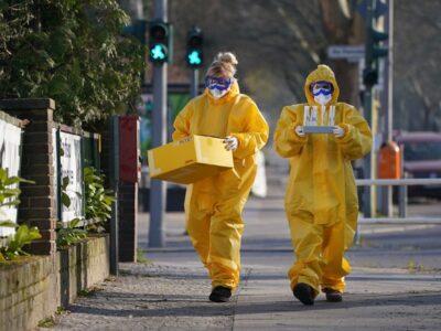 Alemanha já enfrenta segunda onda de covid-19, diz associação médica