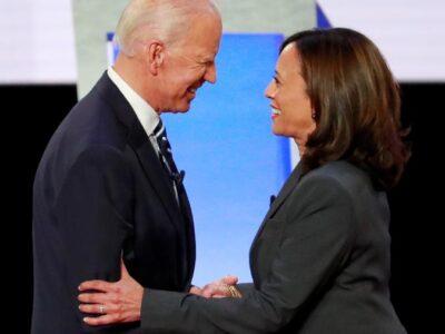 Parte da ala progressista do partido critica escolha de vice feita por Biden