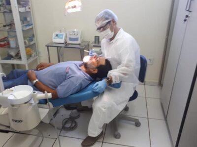Saúde em Assis mantém atendimento odontológico durante Covid-19