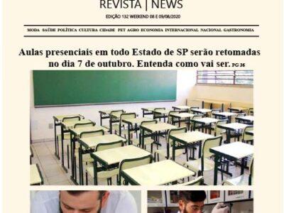 D MARÍLIA REVISTA|NEWS – EDIÇÃO WEEKEND – 08 E 09/08/2020