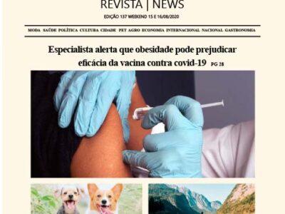 D MARÍLIA REVISTA|NEWS – EDIÇÃO WEEKEND – 15 E 16/08/2020