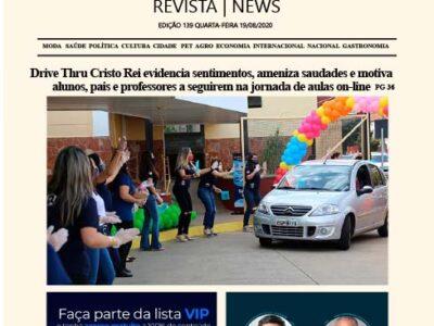 D MARÍLIA REVISTA|NEWS – EDIÇÃO 19-08-2020 – QUARTA-FEIRA