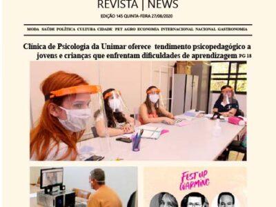 D MARÍLIA REVISTA|NEWS – EDIÇÃO 27-08-2020 – QUINTA-FEIRA