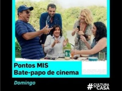 """Pontos MIS traz sessão e debate sobre o filme """"Domingo"""""""