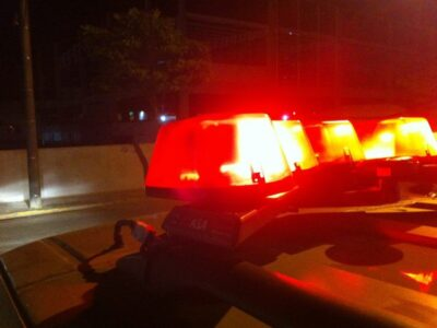 Menina de oito anos é atingida por bala perdida na zona Sul