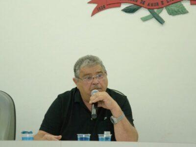 Tato Ambrósio desiste da pré-candidatura a Prefeitura e abandona a vida pública