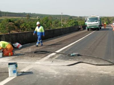 Eixo SP faz operação pente fino em estruturas de cinco rodovias