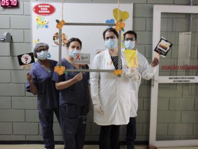 Hemocentro divulga histórias de doadores de medula óssea durante pandemia