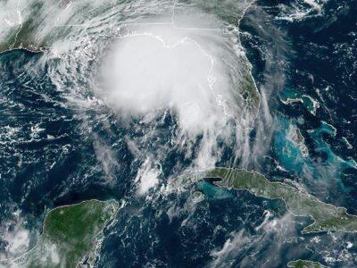 Nos EUA, furacão Sally ganha força ao se aproximar do Alabama e da Flórida