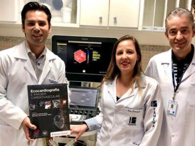 Professor João Saes Braga da Famema participa de elaboração de capítulo do livro Ecocardiografia e Imagem Cardiovascular